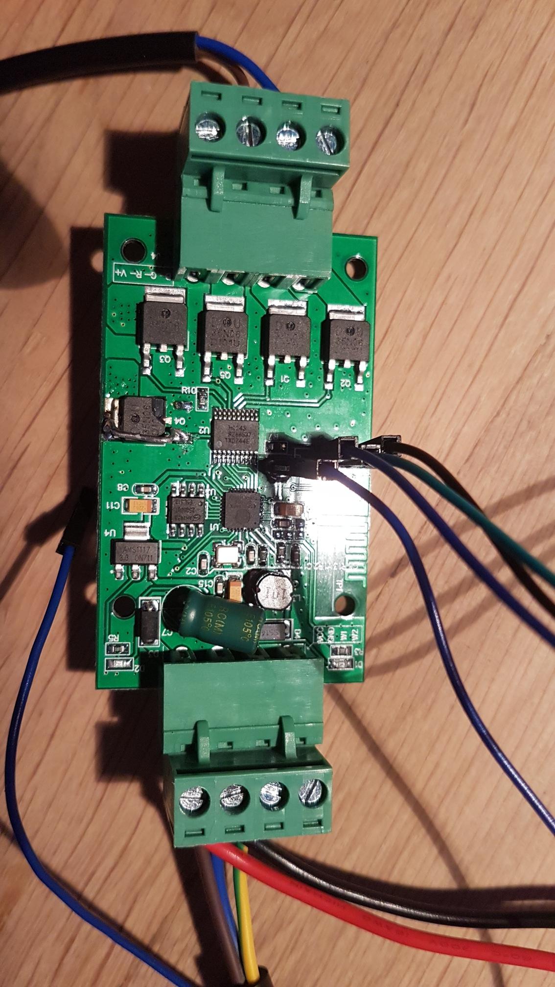 H801 - ws2812 - DIY - openHAB Community