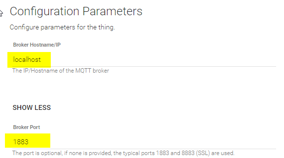 Migrating MQTT1 items to MQTT2 4 items - Solutions - openHAB